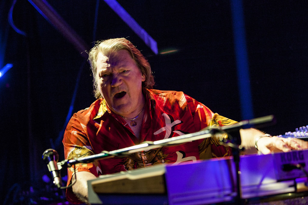 Brian Auger, 2012