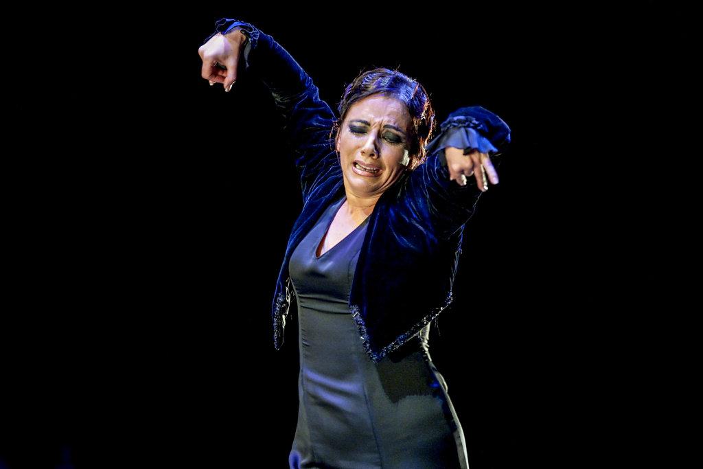 Eva Yerbabuena, 2008